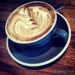 Latte at LBSS