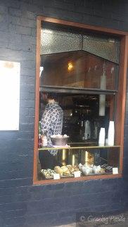 Coffee Window