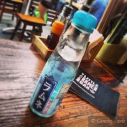Ramune After Opening