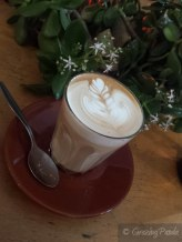 Latte at STREAT