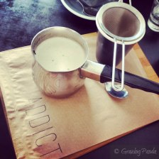 Pranna Chai at Addict