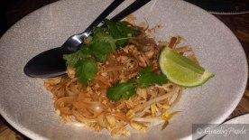 Pad Thai + Salted Calamari + Peanut