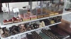 Row of Desserts