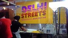 Kitchen at Delhi Streets