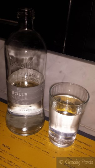 Bolle Sparkling Water