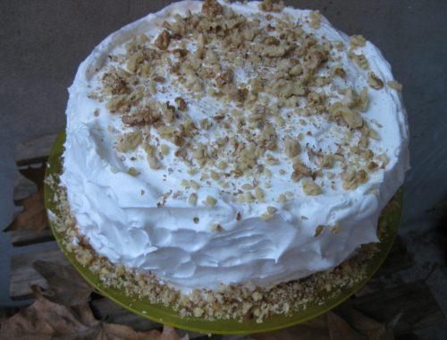 Мимоза торта