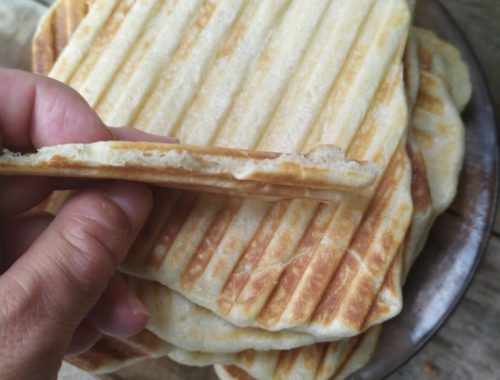 Грчке тортиље за гирос