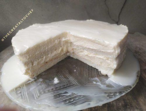 Торта Бели Анђео