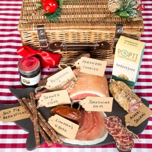 Artisan British Charcuterie Lovers Box Extra Large