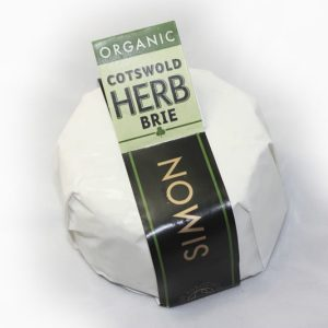Organic Cotswold Brie Herb