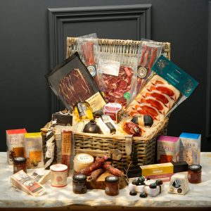 Cheese & Charcuterie Lovers Gift Luxury Hamper