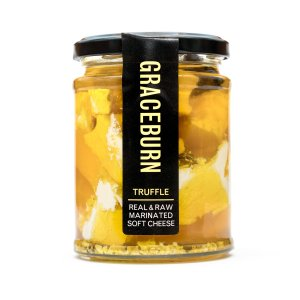 Graceburn British Feta With Truffle