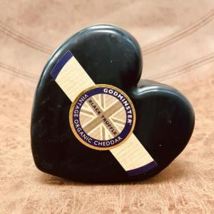 Godminster Truffle Heart Cheese