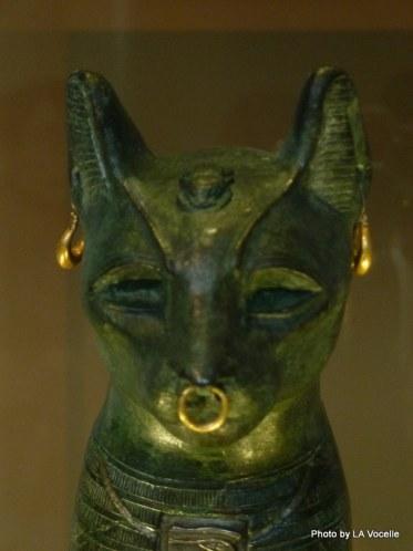 Gayer Anderson Cat, cat goddess bast
