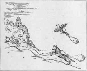 Cat-Puss In Warfare vide-p-8F Simpson 16th century Manscript