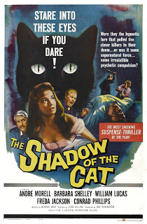 Cats in Film , Shadow of the Cat (1961, British)