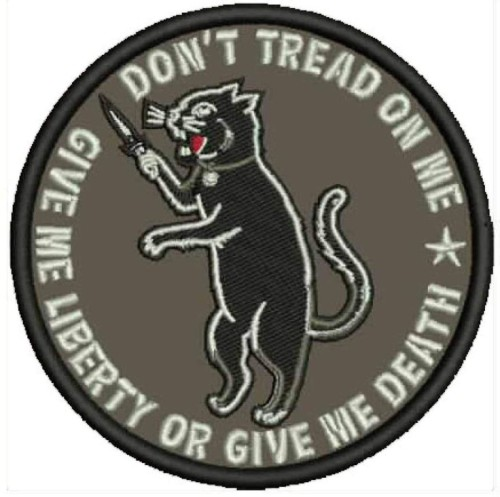Cat Fight WWII Air Force Patch, cats in war, cats in WWII