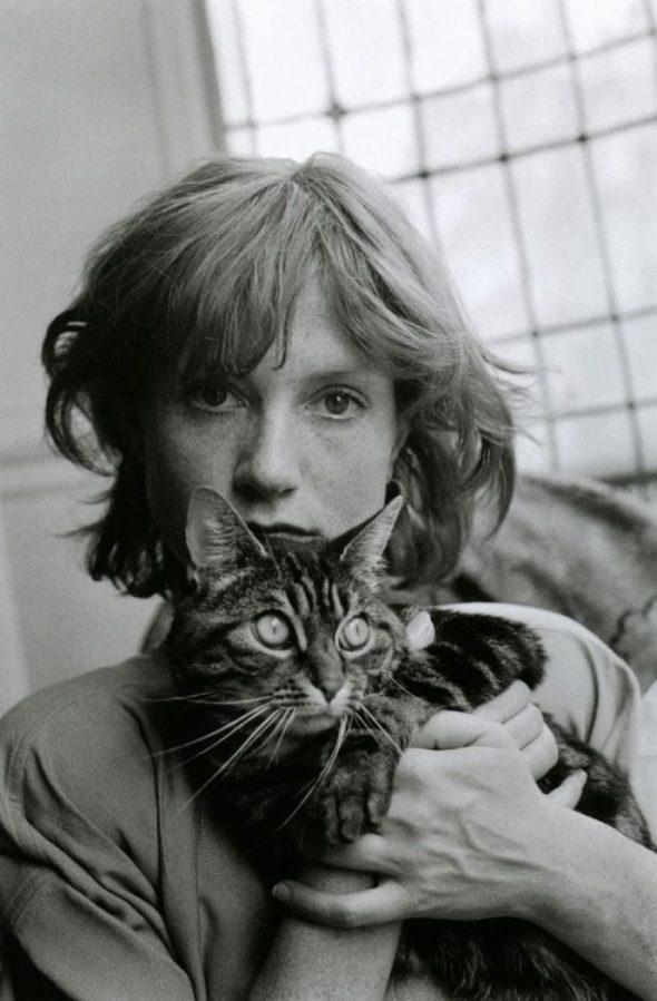Édouard Boubat Isabelle Huppert Paris, France, 1983 From Édouard Boubat