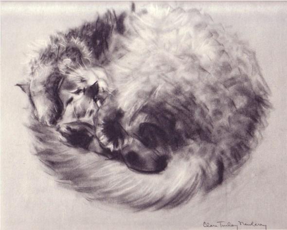 C. Turlay Newberry, Ball of Fur