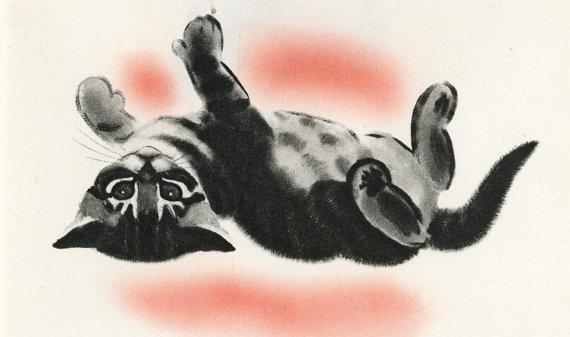 C.Turlay Newberry, kitten