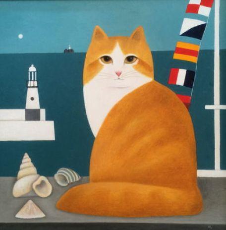 harbour-cat, Martin Leman