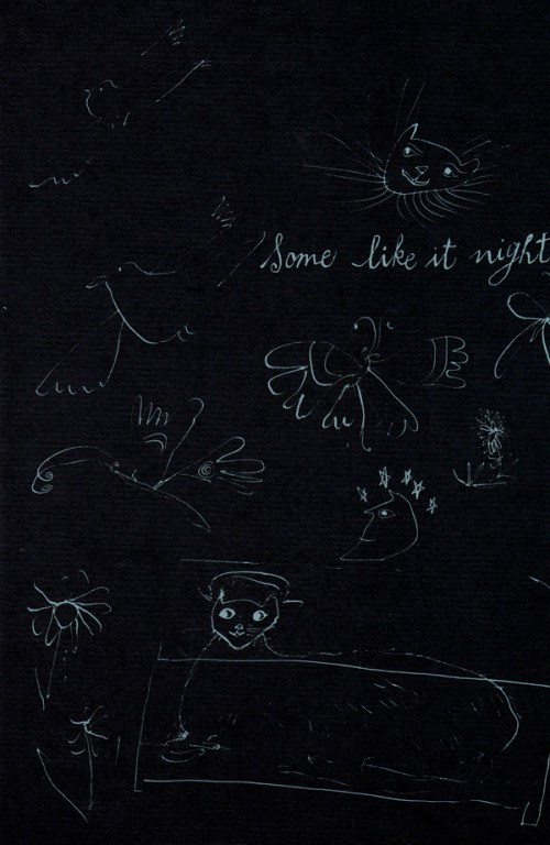 Andy Warhol Holy Cats by Julia Warhola, 7