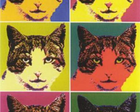 Andy Warhol, Multiples of Sam