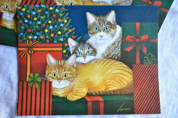 Cats and Presents, Lowell Herrero