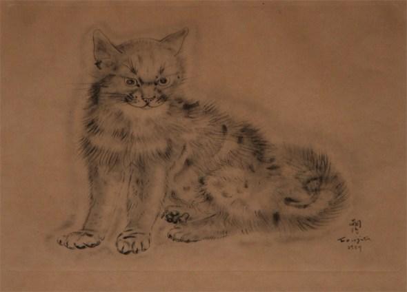 Tsuguharu Foujita, Cat 1929