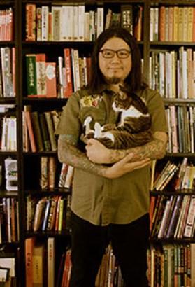 Kazuaki Horitomo Kitamura, Cat Tattooist, Monmon Cats