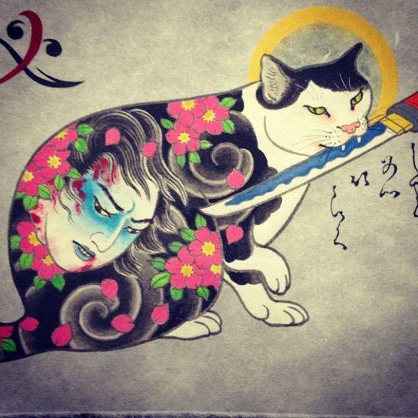 Kazuaki Horitomo Kitamura, Monmon Cats 12