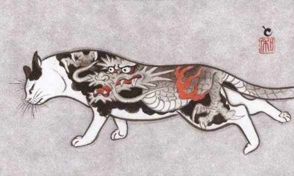 Kazuaki Horitomo Kitamura, Monmon Cats 24