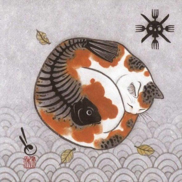 Kazuaki Horitomo Kitamura, Monmon Cats 26