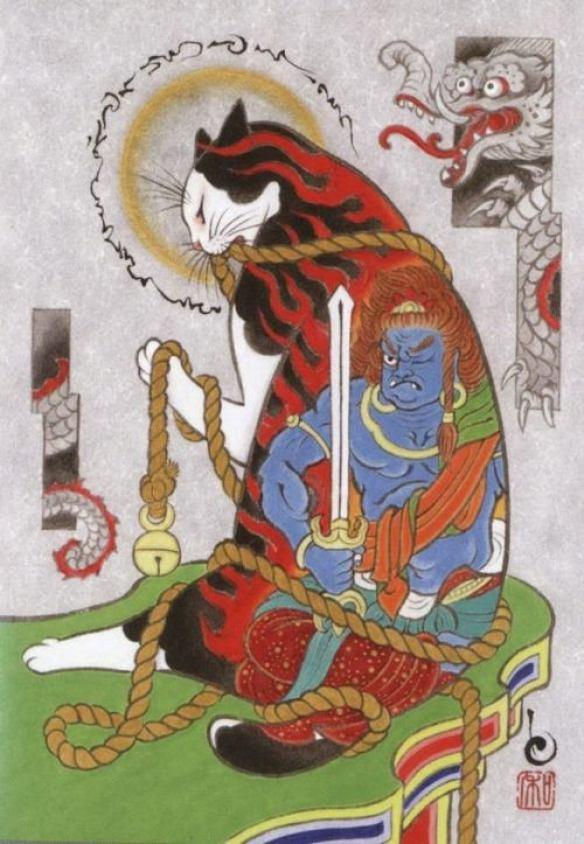 Kazuaki Horitomo Kitamura, Monmon Cats 36