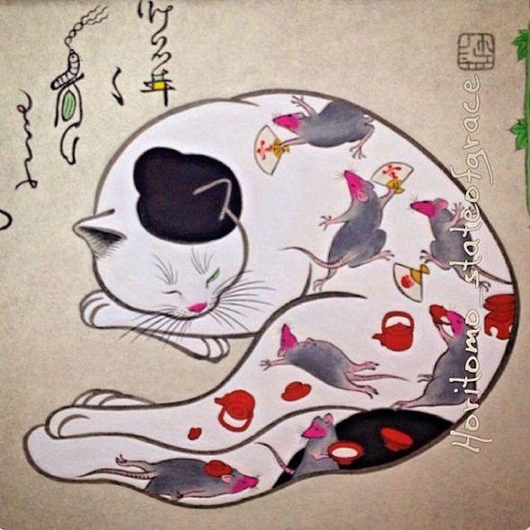 Kazuaki Horitomo Kitamura, Monmon Cats 4