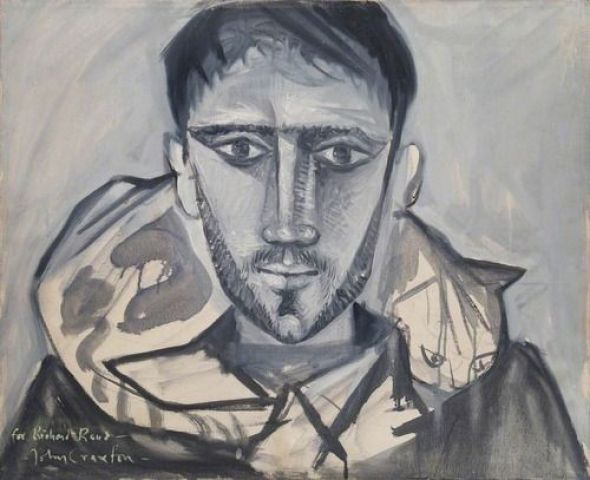 A young greek boy 1950 John Craxton
