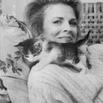 Candice Bergen, famous cat lovers