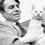 James Mason and Cat