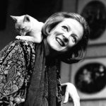 Maggie smith and cat, famous cat lovers