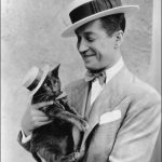 Maurice Chevalier and Puzzums