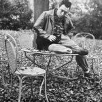 Albert Camus and Cat