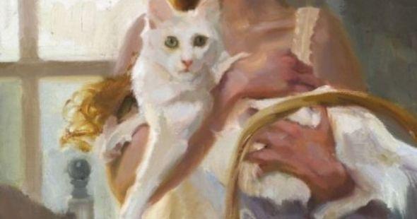Detail, Gifts of Joy. C.M. Cooper
