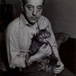 Jacques Prévert, Paris 1948 and cat