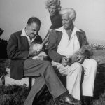 Sumerset Maugham, Max Ernest with cat