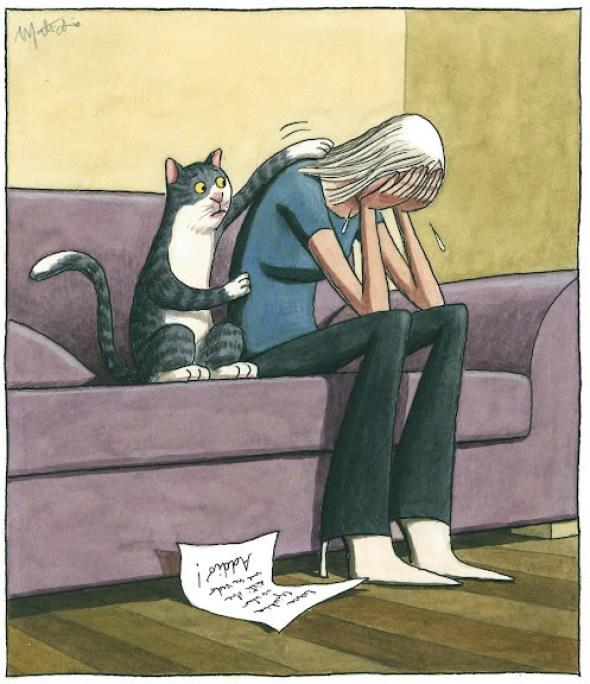 23-Franco Matticchio, cat cartoons