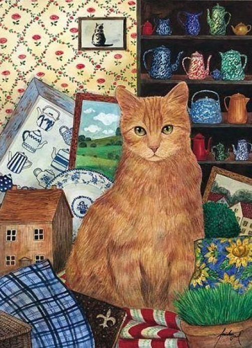 Feridun Oral, Orange Cat