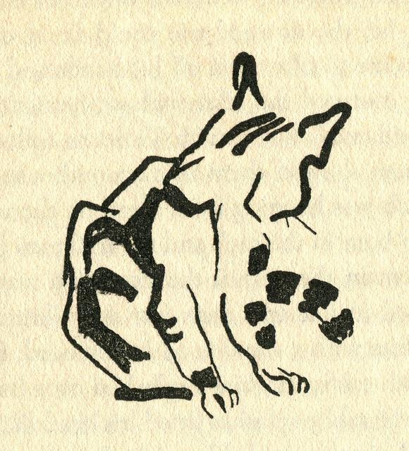 James Mason Cat Illustration 2