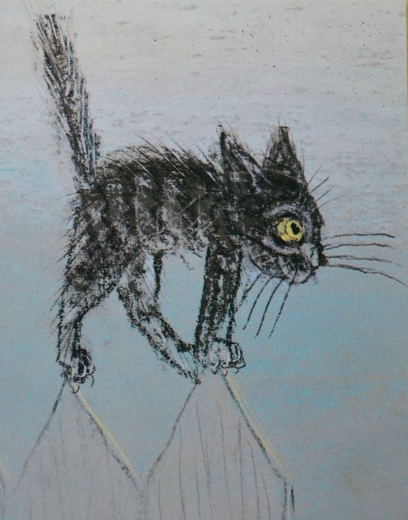 Balancing Cat, Jozef Wilkon