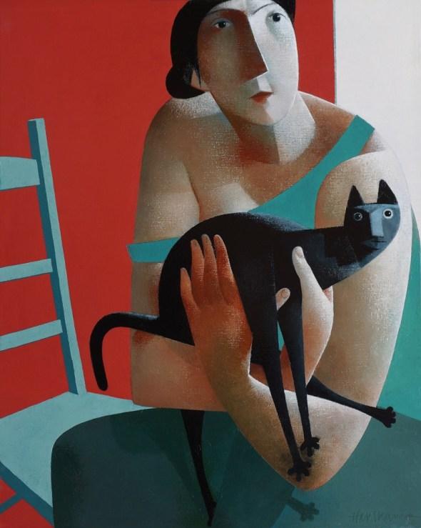 Grey Cat, Peter Harskamp