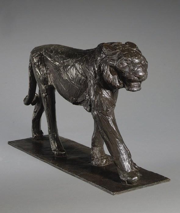 Lion, Rembrandt Bugatti